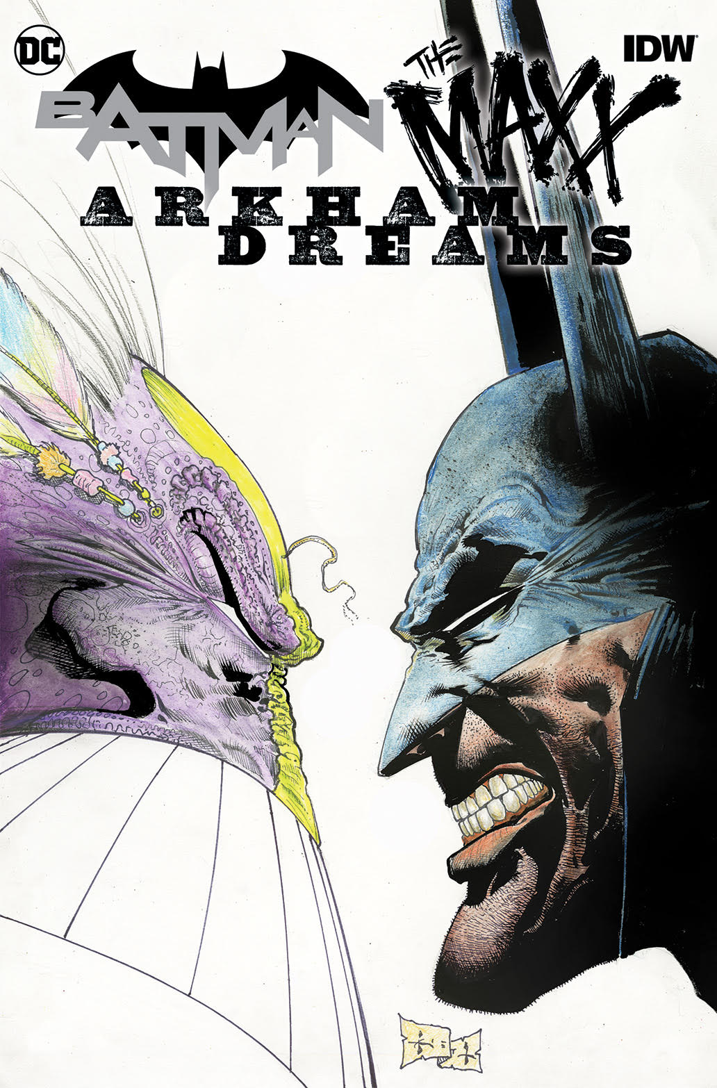 Batman & The MAXX