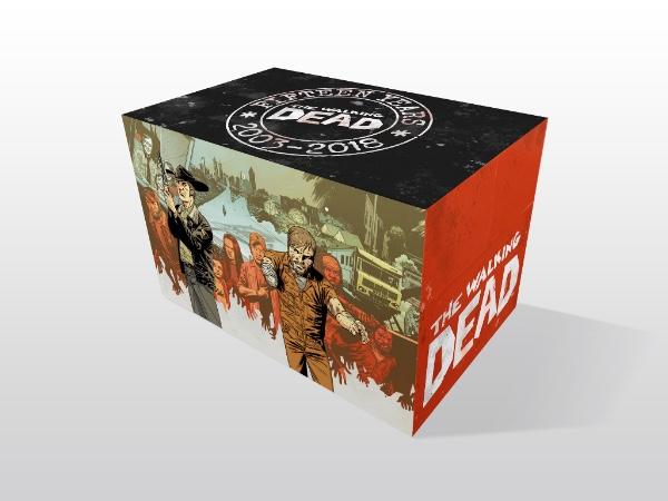 The Walking Dead 15yr Anniversary Box Set
