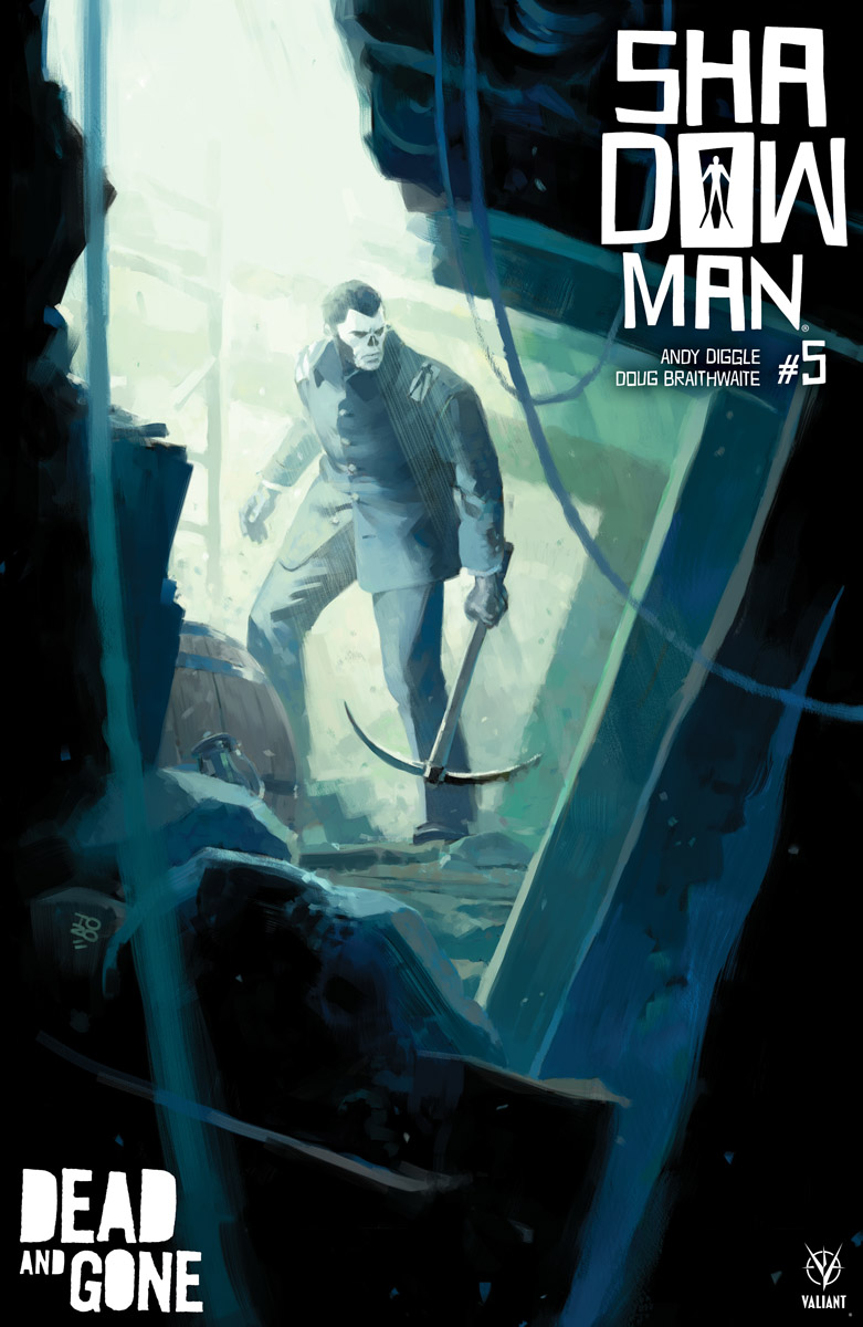 Shadowman #5 (2018)