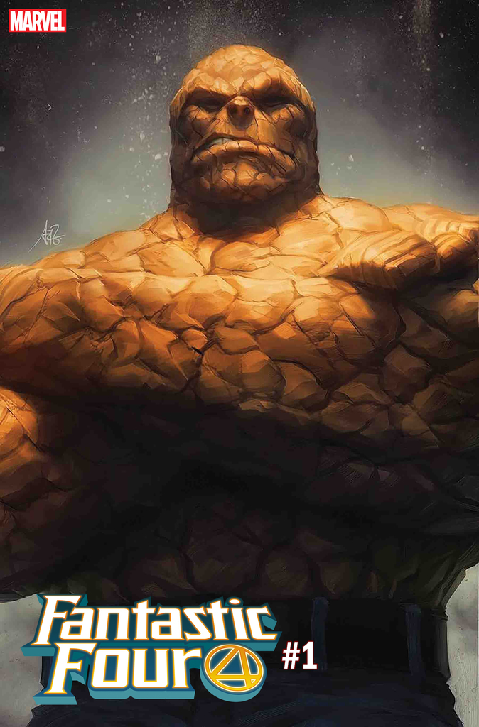 Fantastic Four #1 (2018) Ben Grimm