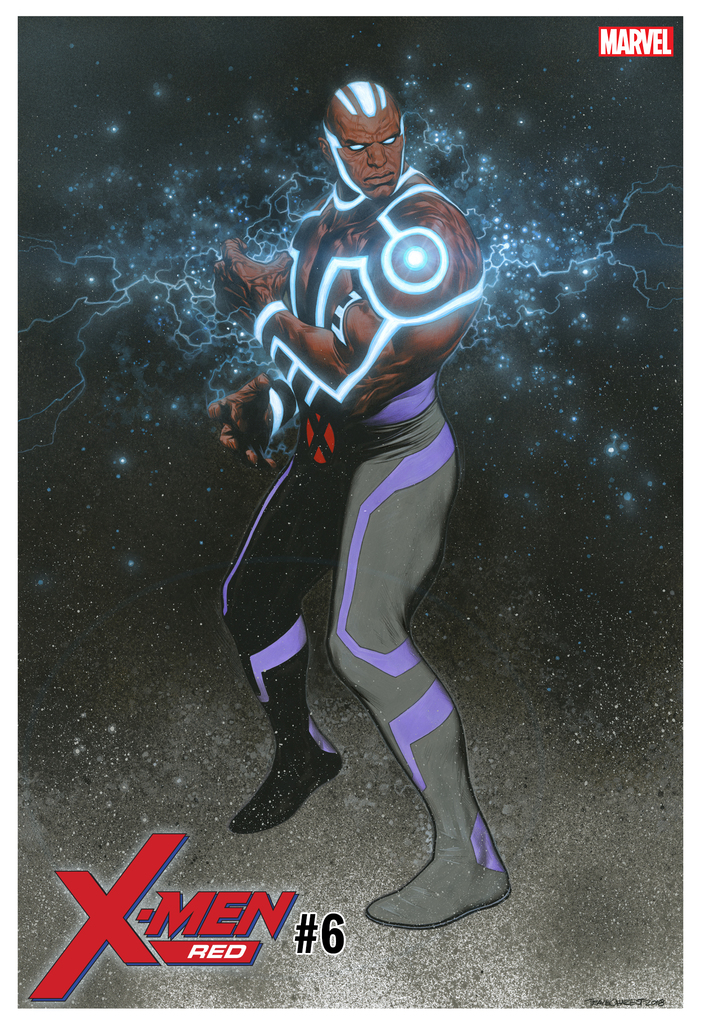 X-Men Red #6 (2018)