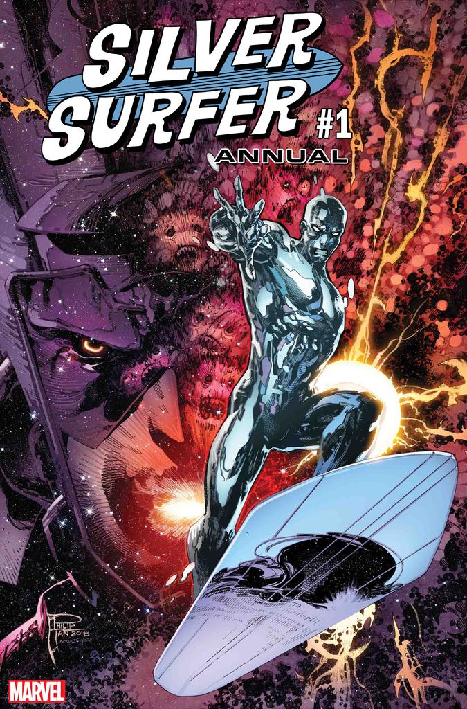 Silver Surfer Annual #1 (2018)