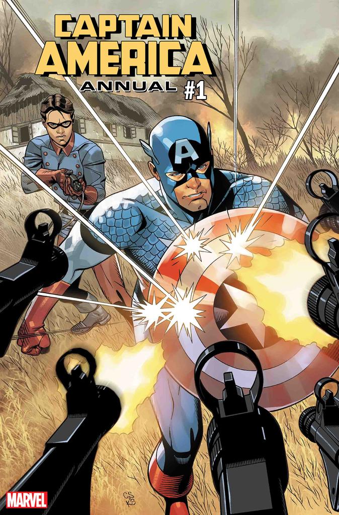Captain America Annual #1 (2018)