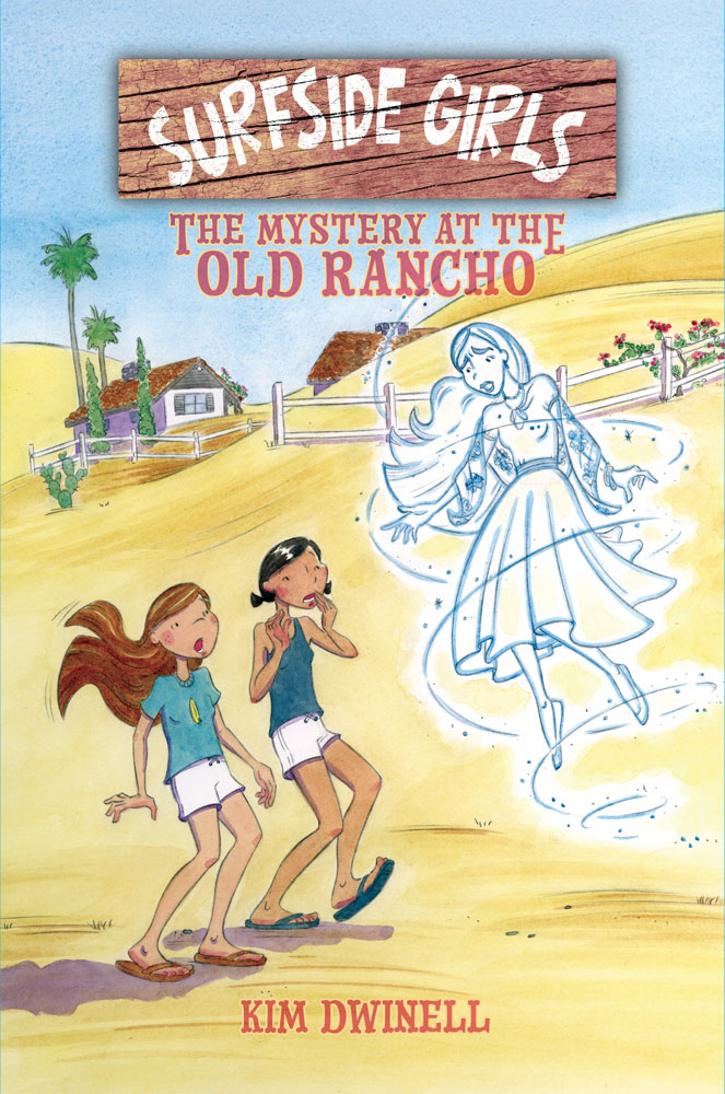 Surfside Girls - The Mystery At The Old Rancho