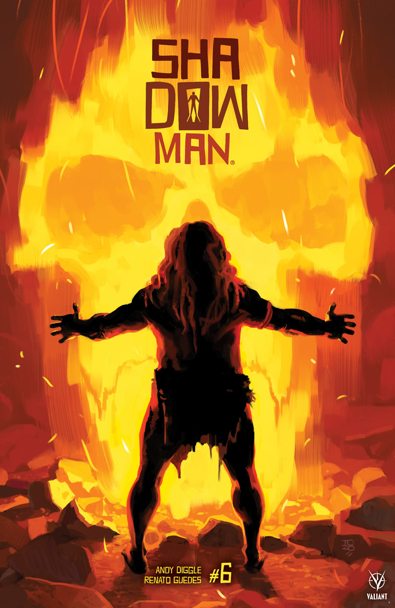 Shadowman #6 (2018)