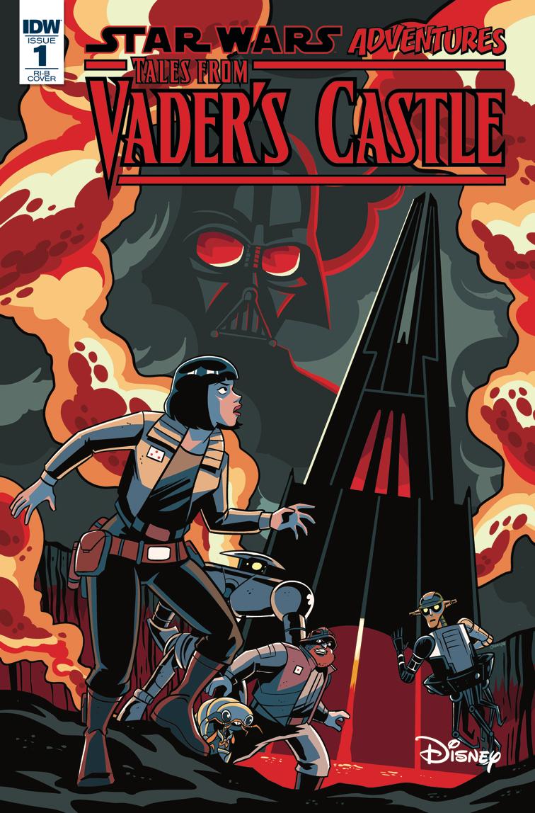 Vader's Castle (2018)