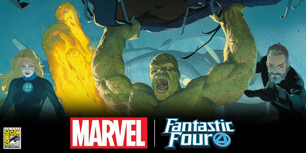 Marvel @ SDCC 2018