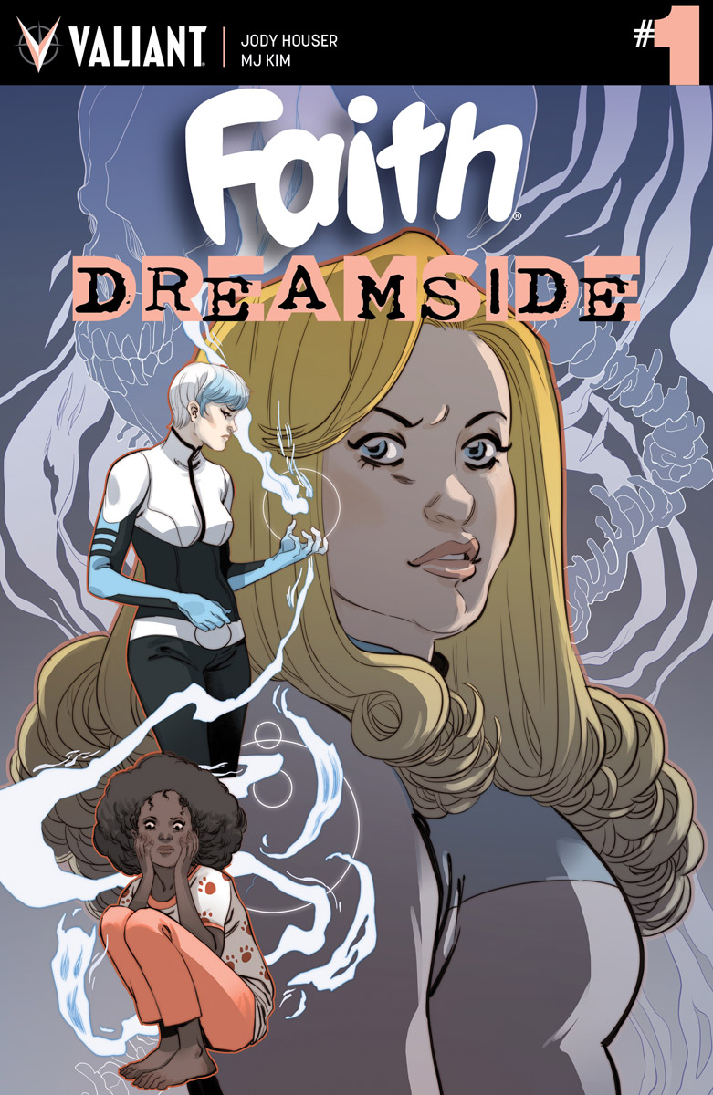 Faith Dreamside #1 (2018)
