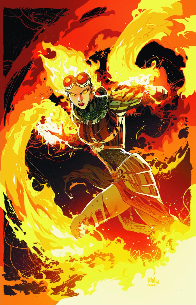 MAGIC: THE GATHERING Comic Book Series