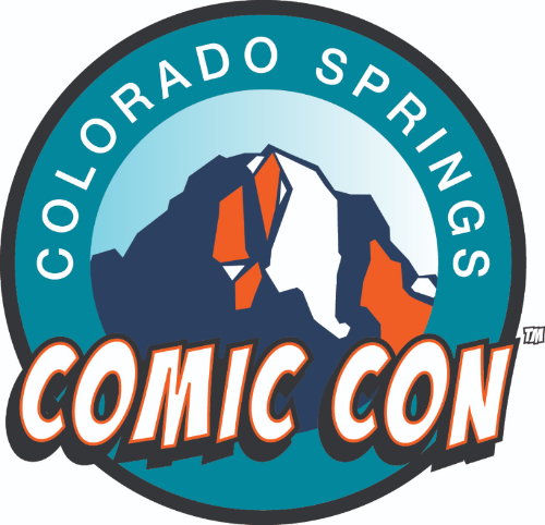 Colorado Springs Comic Con Logo
