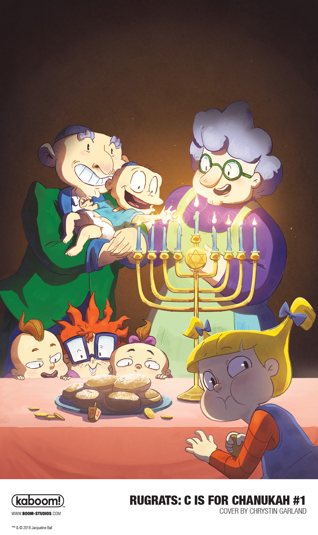 Rugrats C is for Chanukah #1 (2018)
