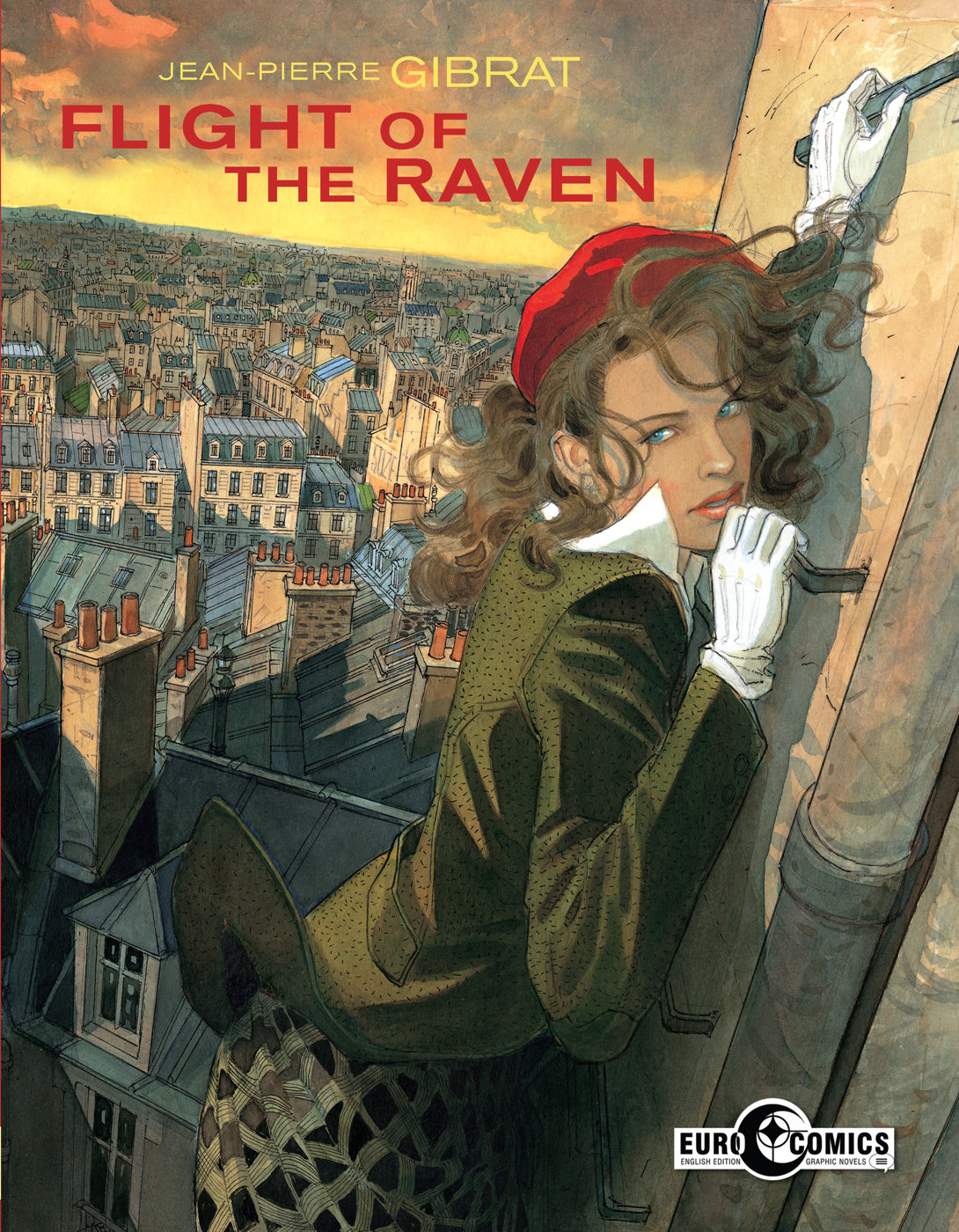 Flight of the Raven (2018)