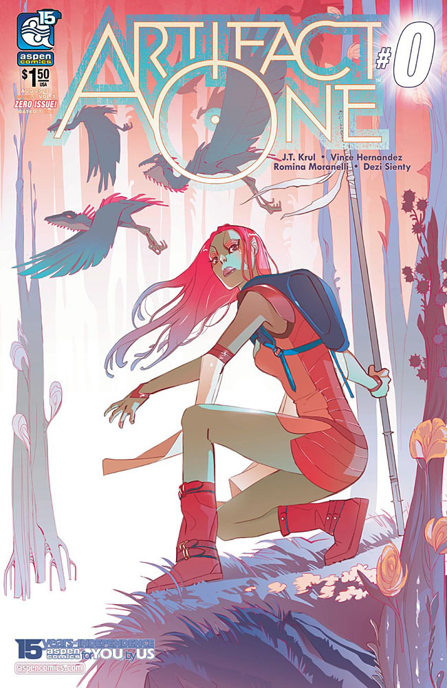 Artifact One Cover A