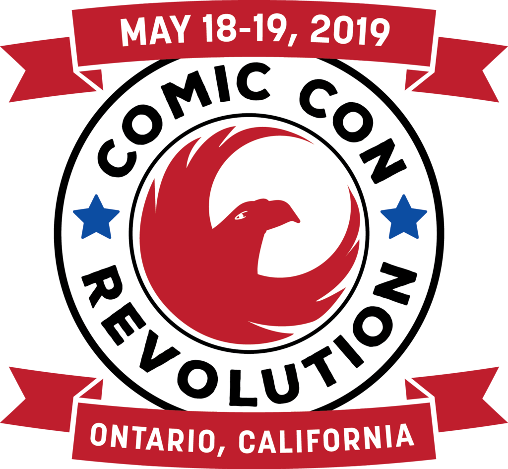 Comic Con Revolution 2019