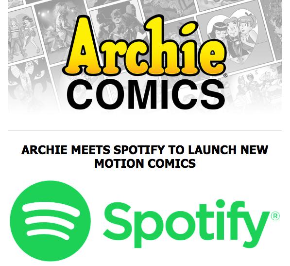 Archie & Spotify