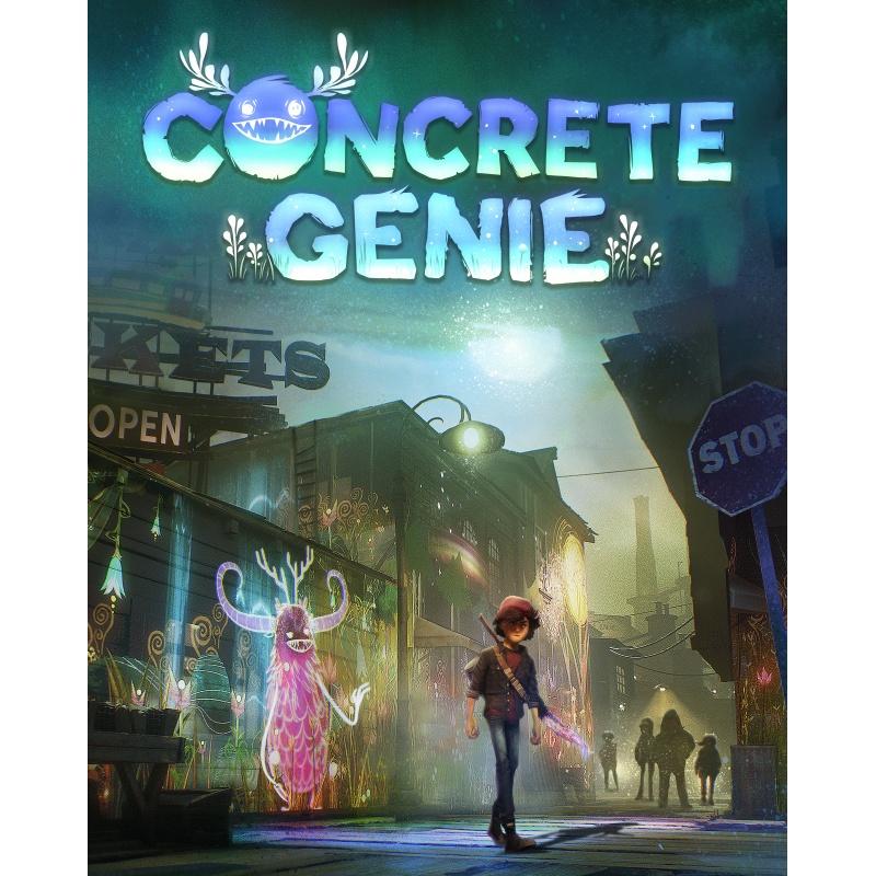Concrete Jungle PS4 (2018)