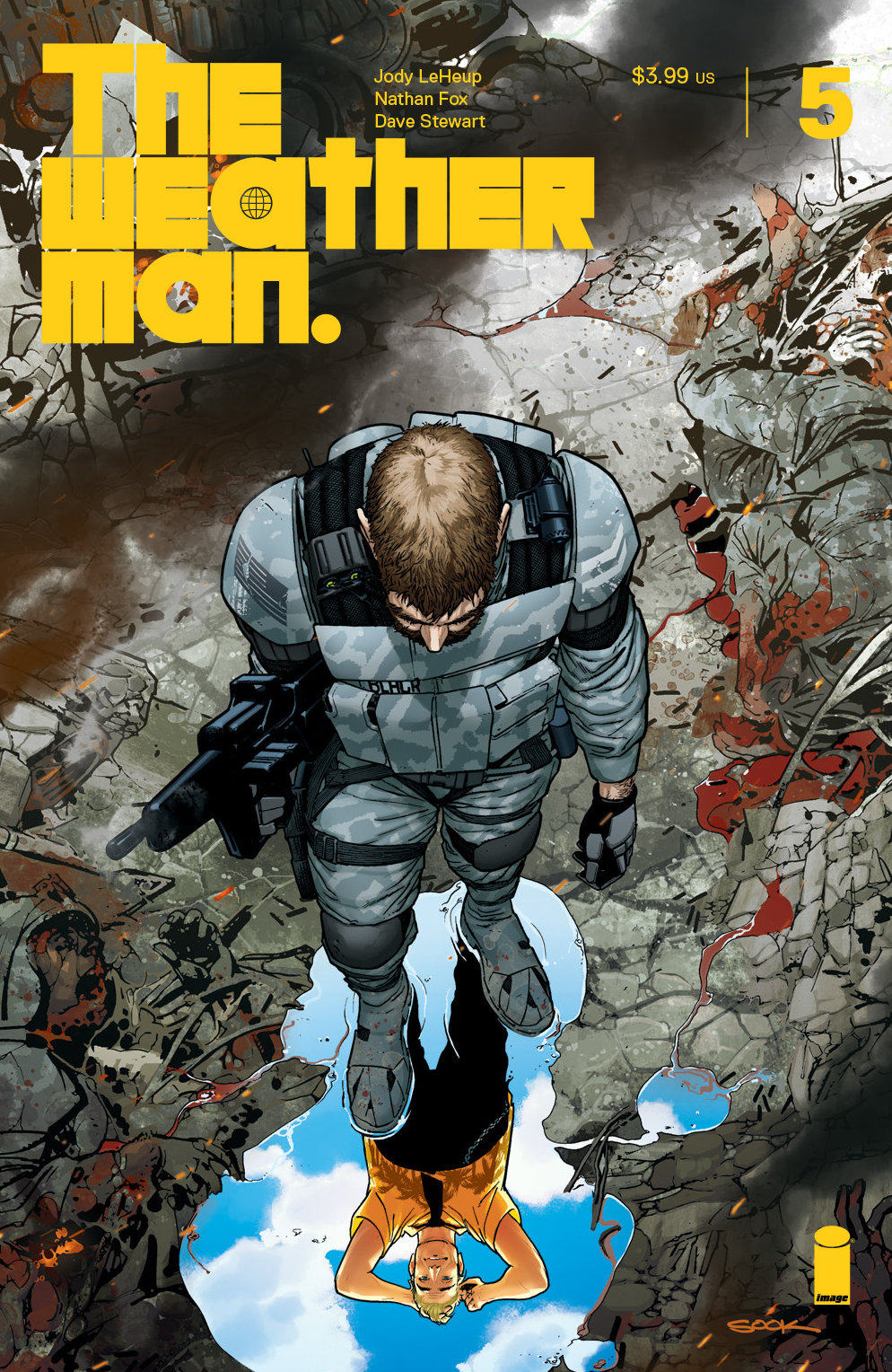The Weather Man #5 (2018)