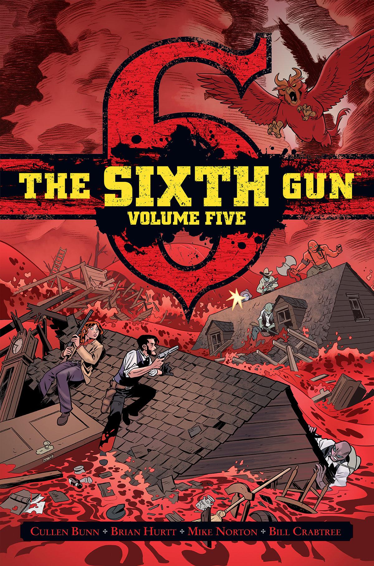The 6th gun Vol. 5