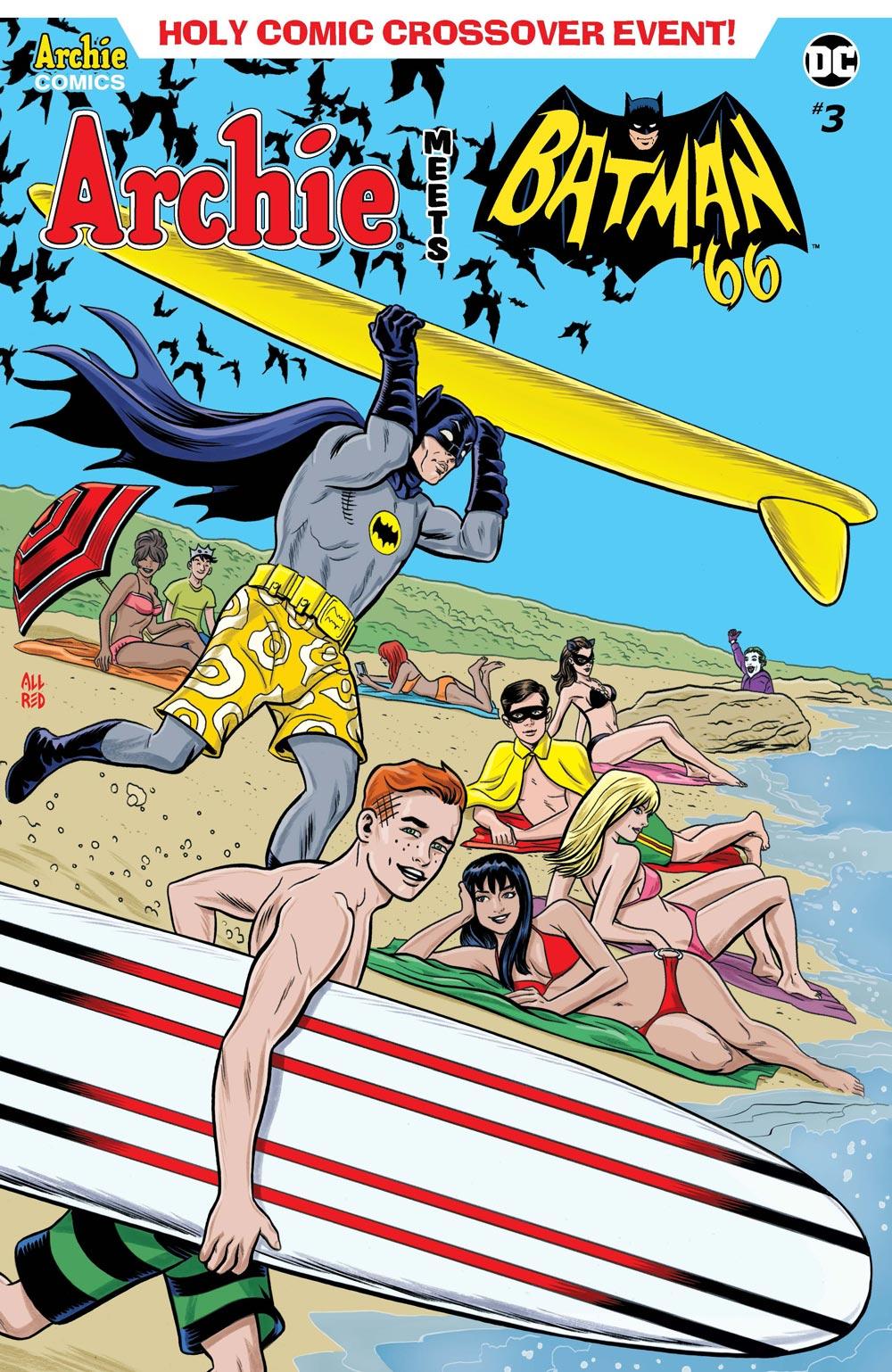 Archie Meets Batman '66 #3 2018