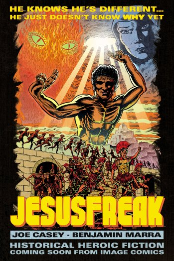 Jesusfreak (2018)