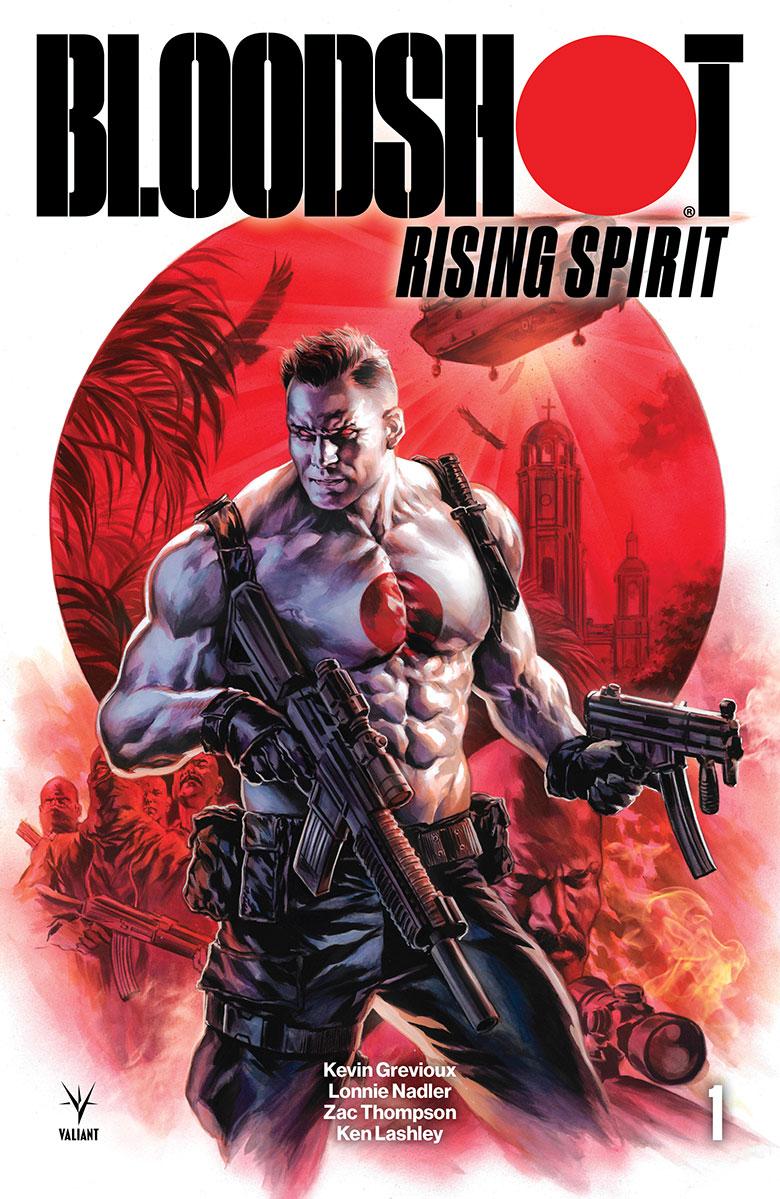 Bloodshot Rising Spirit #1 (2018)