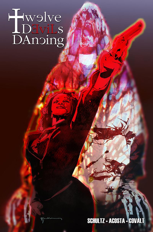 twelve devils dancing TPB (2018)