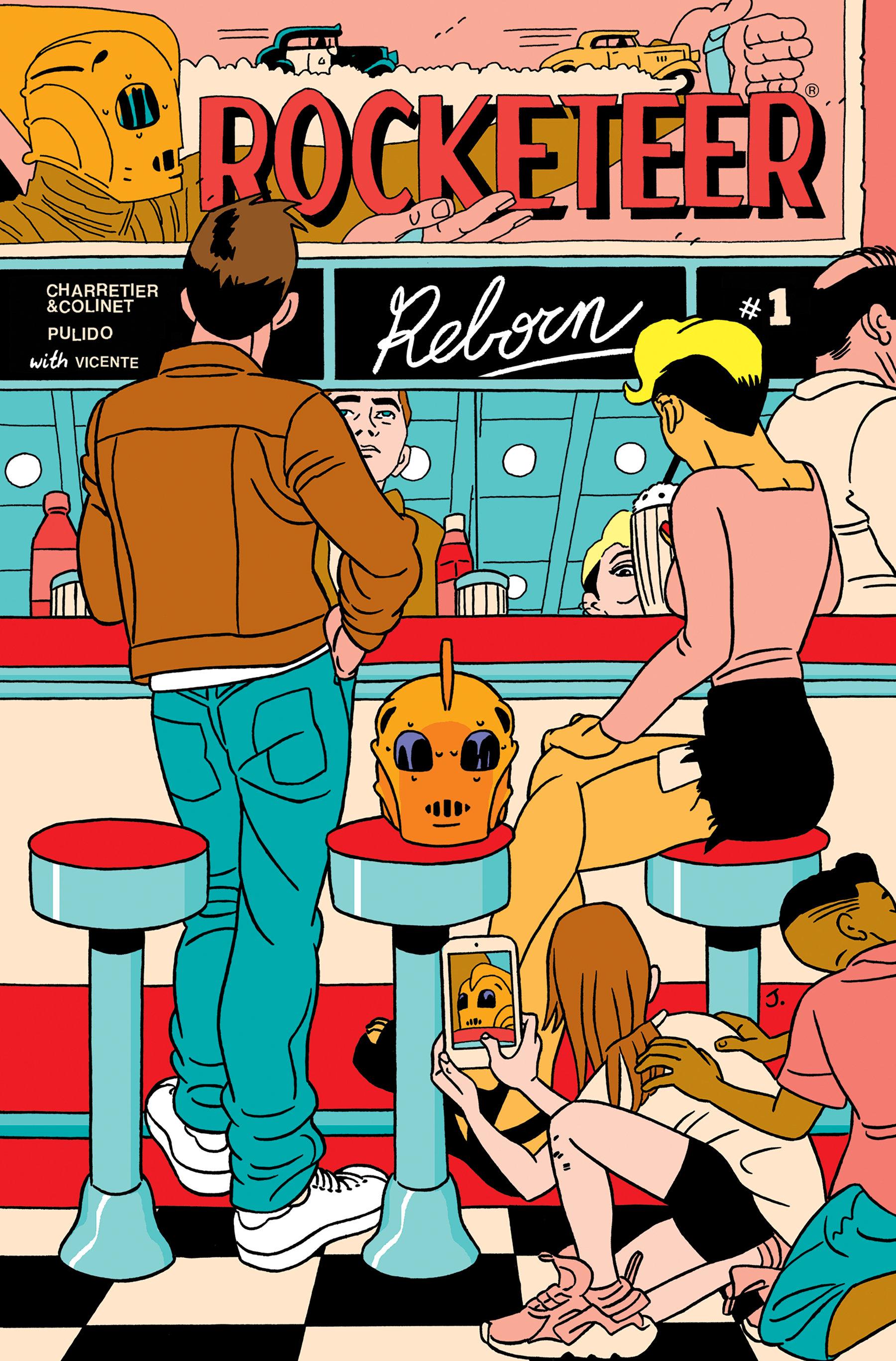 Rocketeer Reborn #1 (2018)