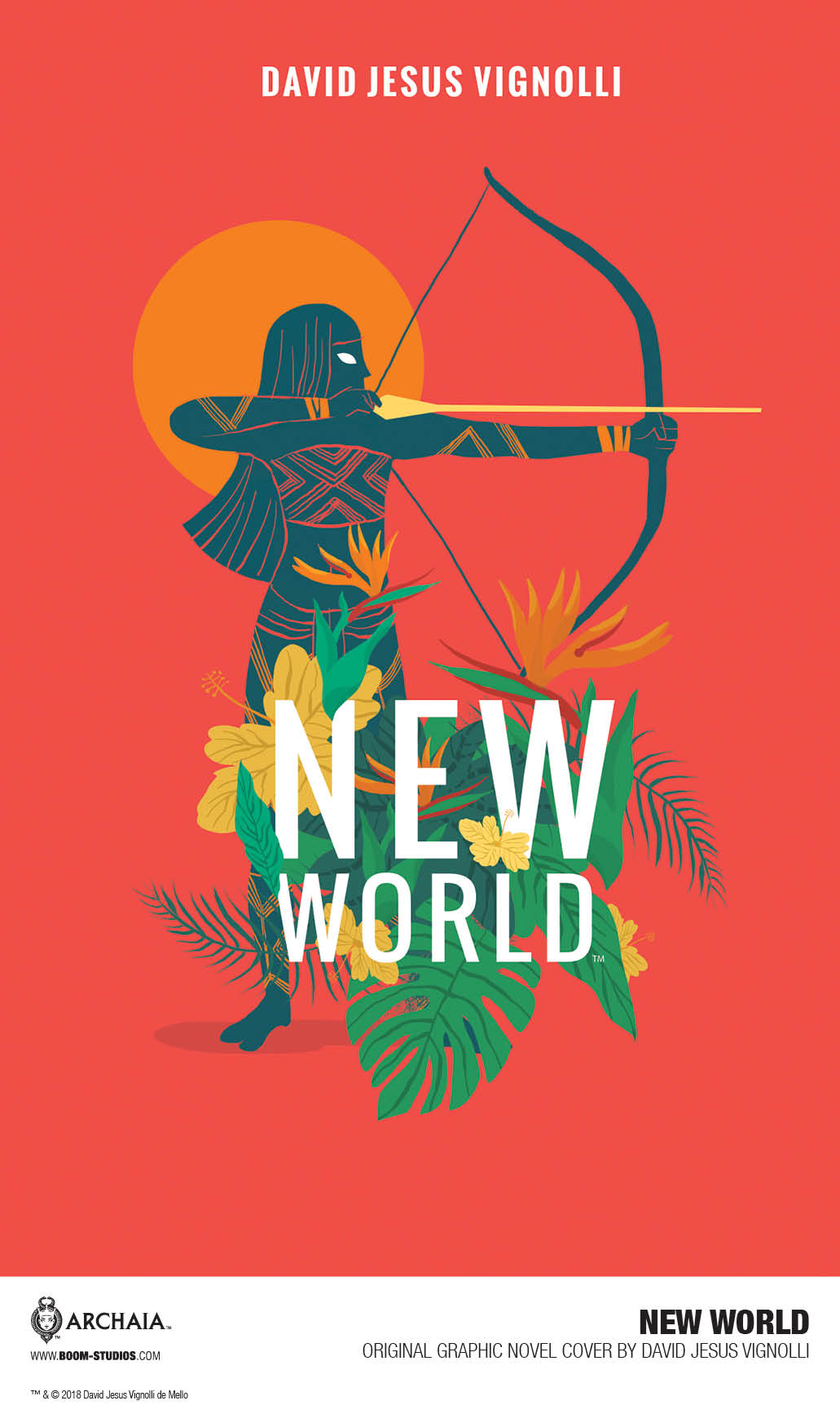 New World TPB (2019)