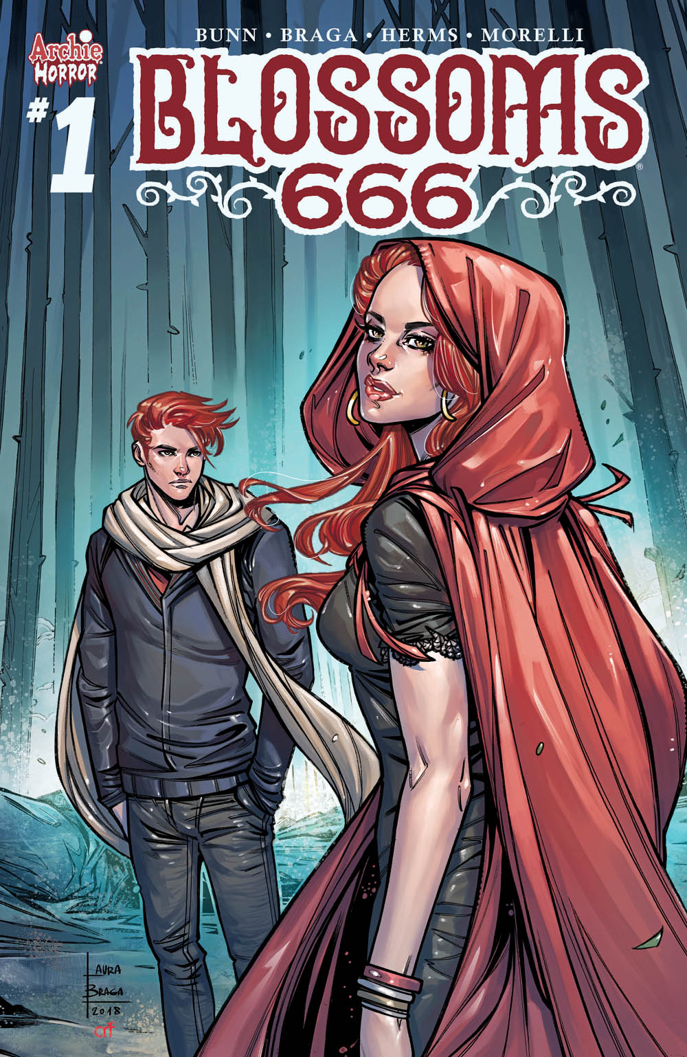 Blossoms 666 #1 (2018)