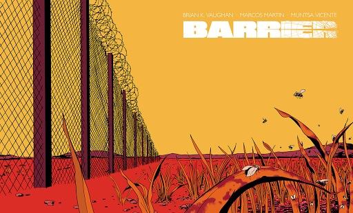 Barrier (2019)