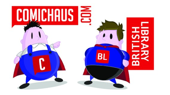 Comichaus Teams Up With @britishlibrary For Preservation