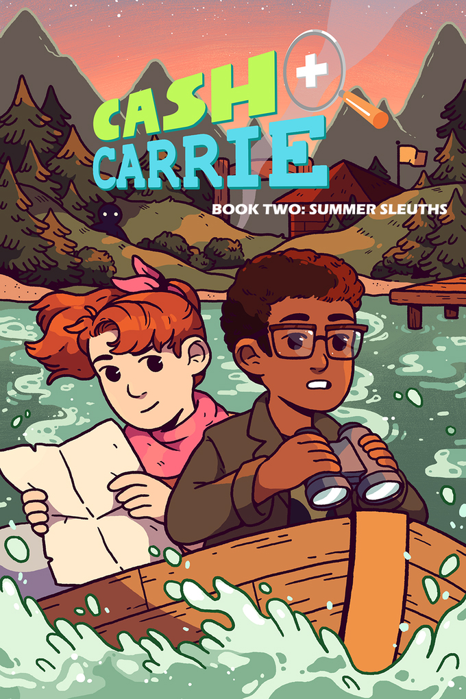 CAsh & Carrie Book 2 (2019)