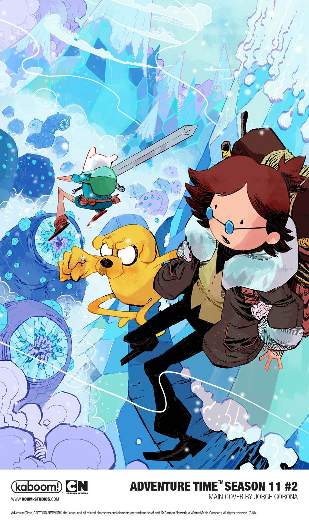 Adventure Time Season 11 #2 (2019)