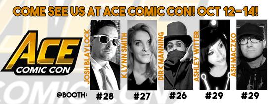 Ace Comic Con 2018