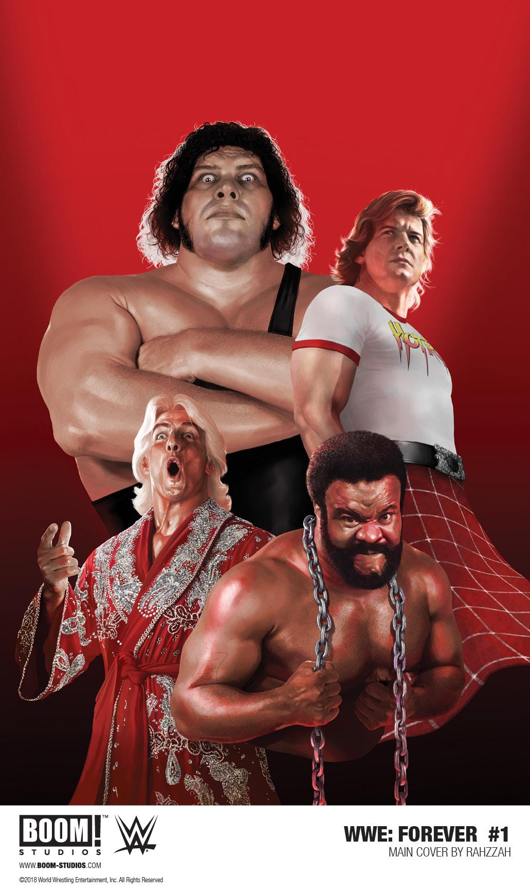 WWE: Forever #1 (2019)