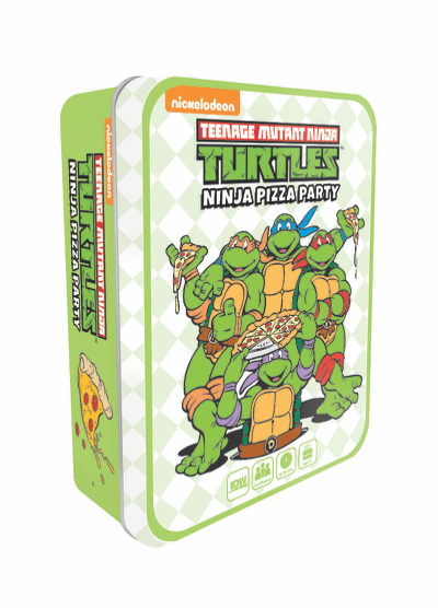 TMNT - Ninja Pizza Party (Card Game)