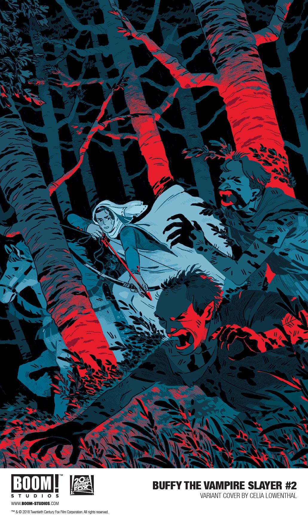 Buffy The Vampire Variant #2
