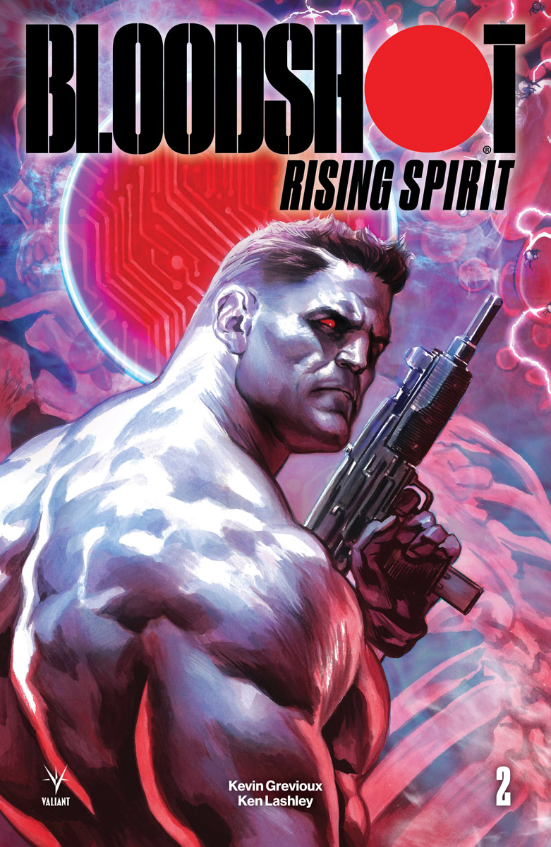 BLOODSHOT RISING SPIRIT #2 (2019)