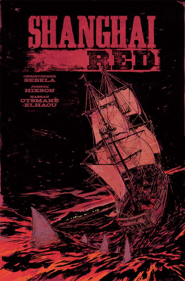 Shanghai Red TPB Vol. 1