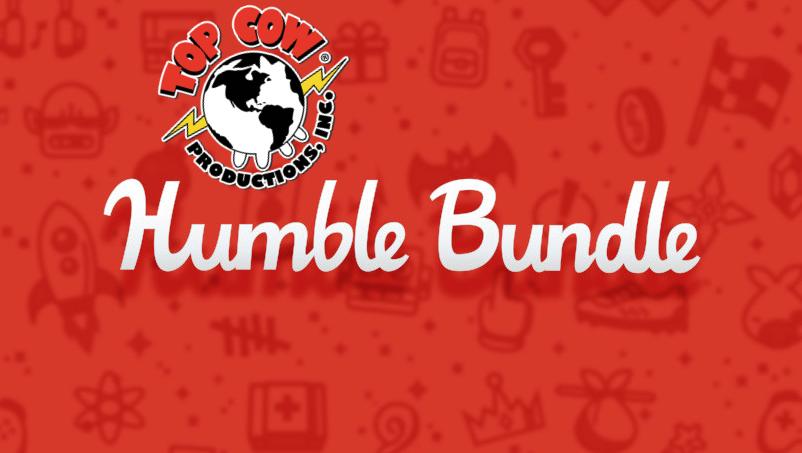 Humble Bundle & Top Cow
