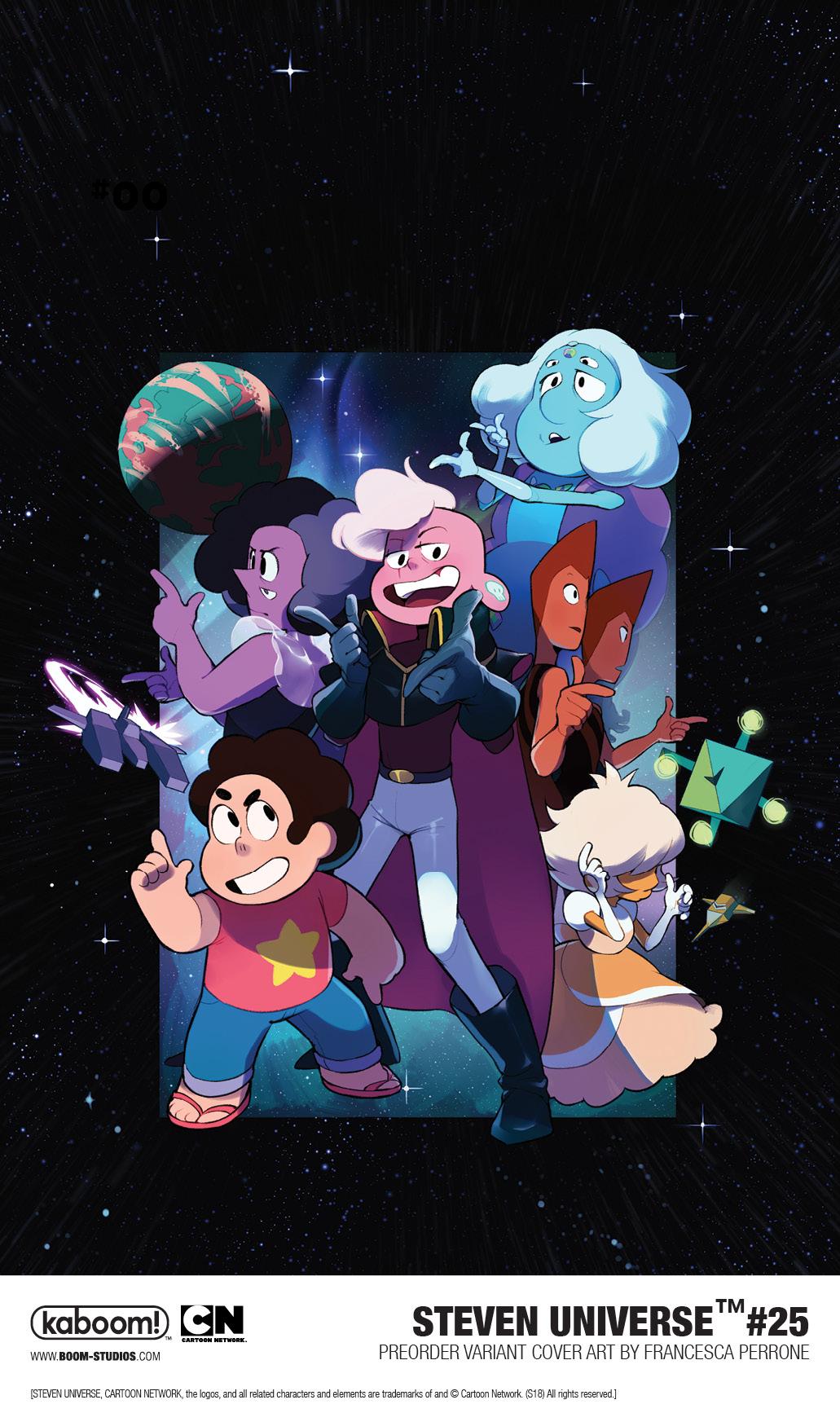 STEVEN UNIVERSE™ #25