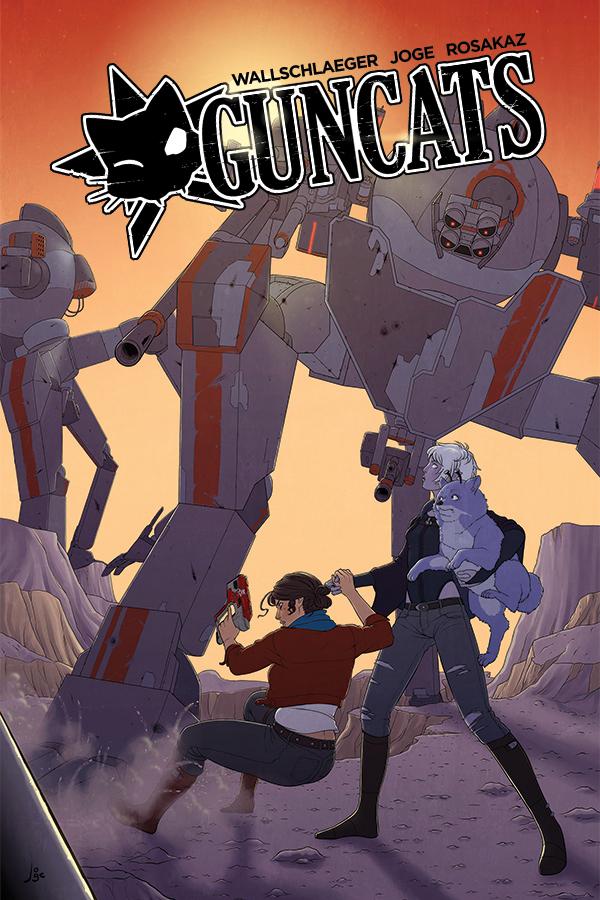 Guncats Vol. 1 TPB