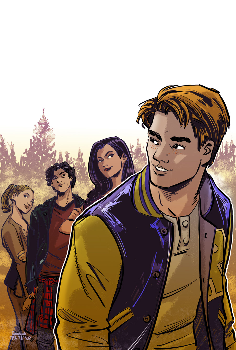 The mysteries of Riverdale Season 3