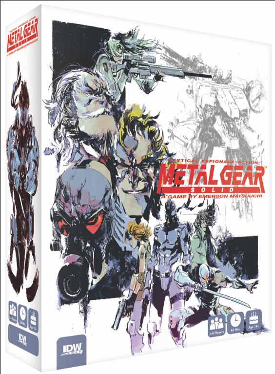 Metal Gear Solid Tabletop