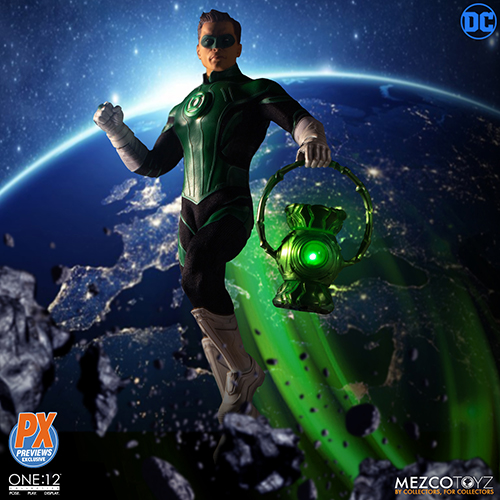 Green Lantern MEZCO 2019