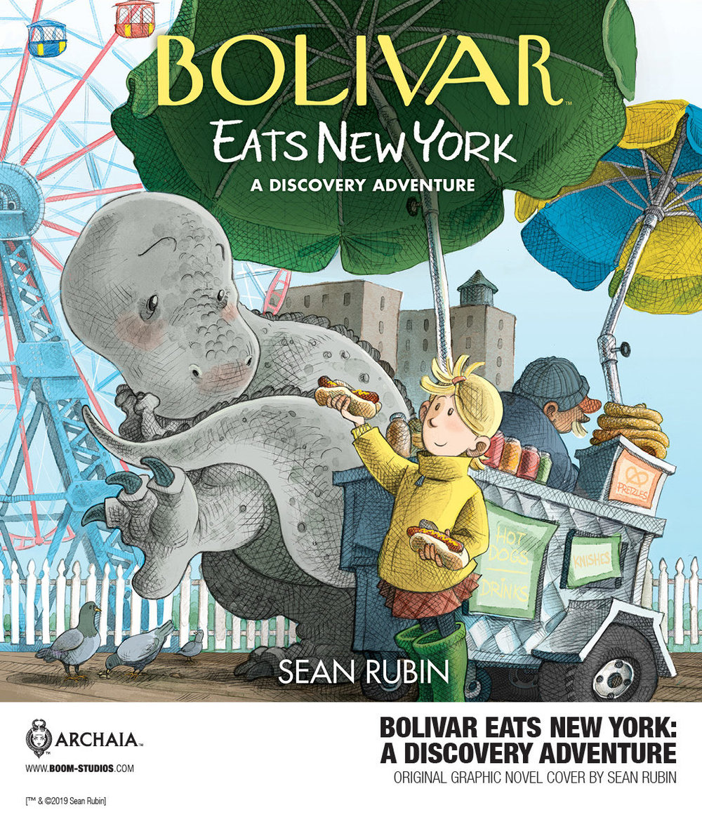 Bolivar-Eats New York