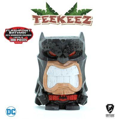 Batman DC Teekeez Vinyl Figure (WonderCon Exclusive)