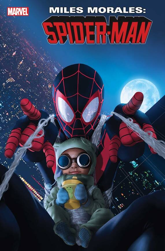 WAR OF REALMS #1 AMANDA CONNER PARTY VARIANT MARVEL COMICS THOR SPIDER-MAN