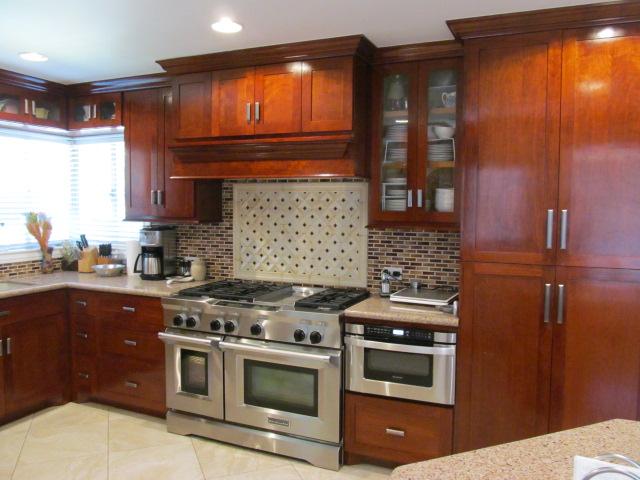 Wonderful new kitchen with new everything.JPG