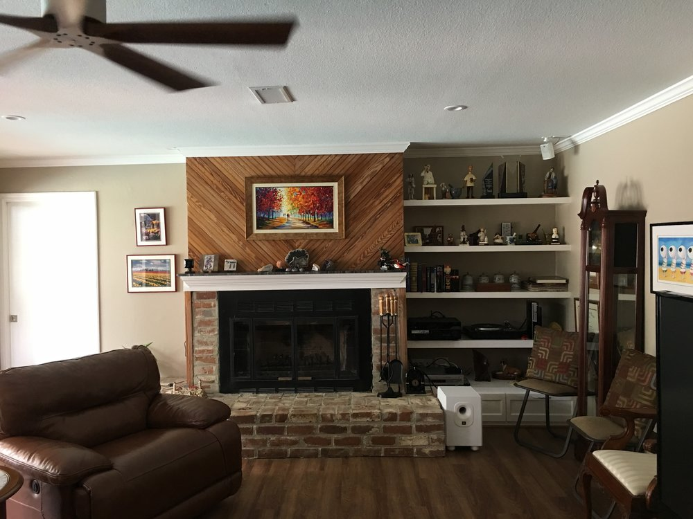 BELLAIRE HOME GETS BEAUTIFUL UPDATES -